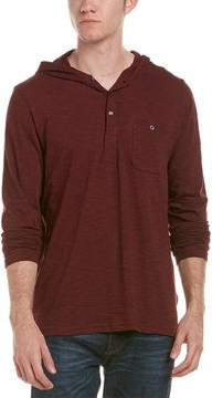 Michael Bastian Gray Label Hooded Shirt