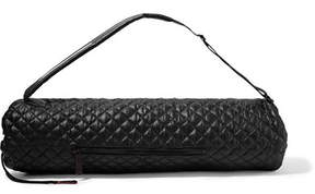 MZ Wallace Metro Matt Quilted Shell Yoga Bag - Black