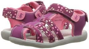 See Kai Run Kids Paley Webbing Girl's Shoes
