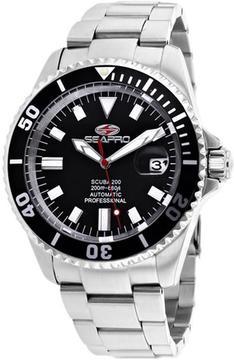 Seapro SP4311 Men's Scuba 200 Watch