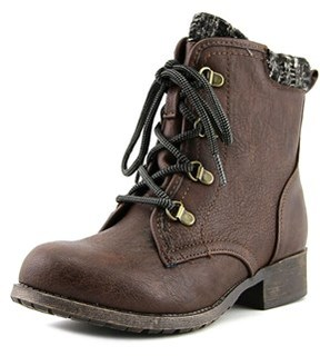 Jellypop Easley Women Us 6 Brown Ankle Boot.