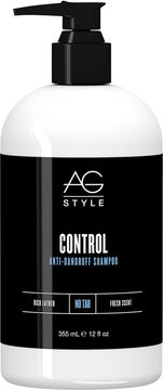 AG Hair Control Anti-Dandruff Shampoo - 12 oz.