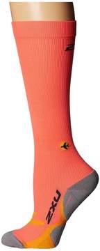 2XU Flight Compression Socks Women's Knee High Socks Shoes