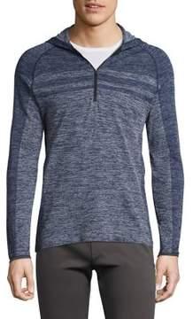 MPG Raglan Sleeve Zip-up Hoodie