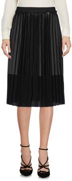 CAFe'NOIR Knee length skirts