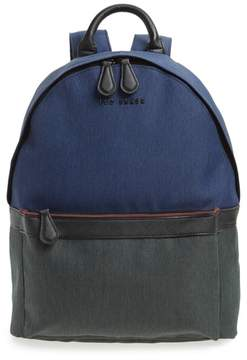 Ted Baker Men's Zirabi Backpack - Blue