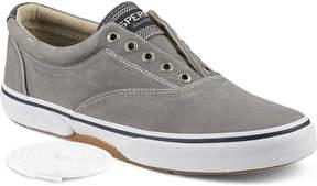 Sperry Halyard CVO Salt Washed Laceless Sneaker