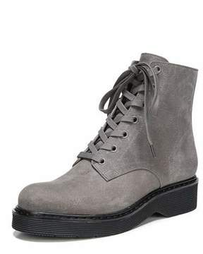 Vince Monastir Lace-Up Suede Boot