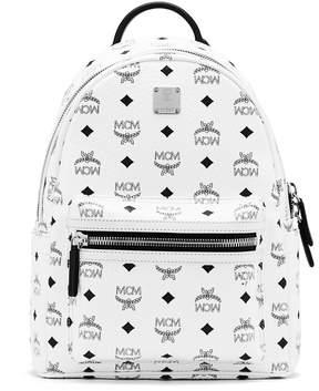 MCM Stark Backpack In Visetos