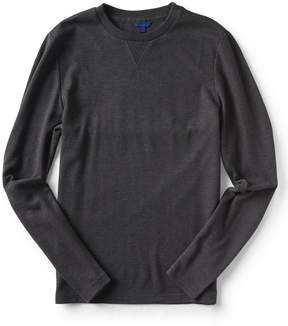 Aeropostale Long Sleeve Aero Thermal Crew Tee