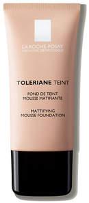 La Roche-Posay Toleriane Teint Mattifying Mousse Matte Foundation - Dark Beige