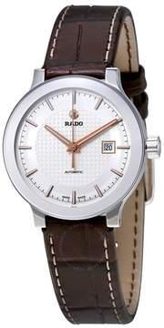 Rado Centrix Automatic Silver Dial Ladies Watch