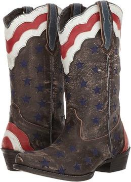 Roper Stars Stripes Cowboy Boots