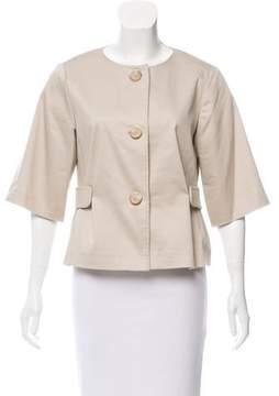 Tahari Lightweight Short Sleeve Jacket
