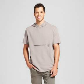 Jackson Men's Short Sleeve Zip Hoodie Sand