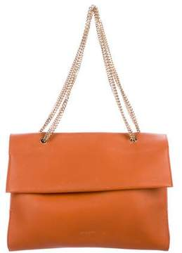 Nina Ricci Mado Grained Leather Shoulder Bag