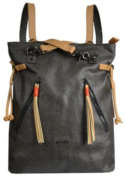 Sherpani Tempest Canvas Convertible Backpack - Grey