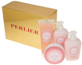 Perlier Orange Blossoms 4-piece Kit with Gift Box