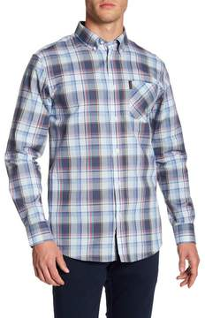 Ben Sherman Summer Plaid Regular Fit Shirt