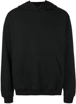 MSGM poch pocket hoodie