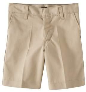 Dickies Boys' Flat Front Shorts