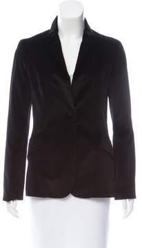 Celine Tailored Velvet Blazer