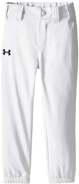 Under Armour Kids Baseball Pants Boy's Casual Pants
