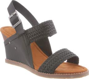 BearPaw Racquel Slingback Wedge Sandal (Women's)