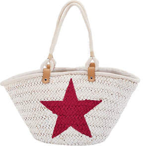 San Diego Hat Company Painted Star Tote BSB1559 (Women's)