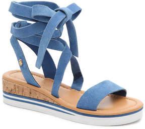 Tommy Hilfiger Women's Parker Wedge Sandal