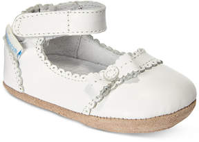 Robeez Mini Shoez Toddler Girls' or Baby Girls' Catherine Mary-Janes
