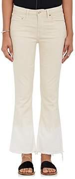 Derek Lam 10 Crosby Women's Jane Crop Flared Jeans