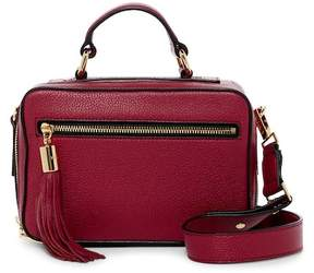 Milly Astor Small Leather Satchel