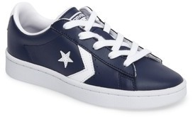 Converse Boy's Pro Leather Low Top Sneaker