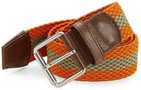 Bally Men's Perry Stripe Belt