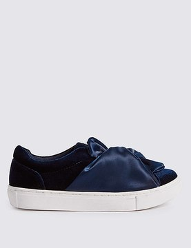 Marks and Spencer Flatform Twist Trainers