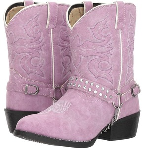 Durango Kids - Lil' 7 Bling Harness Cowboy Boots