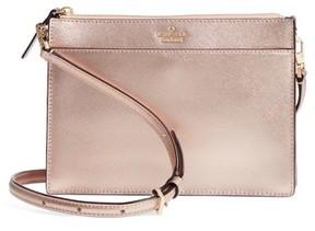 Kate Spade Cameron Street - Clarise Leather Shoulder Bag - Pink - PINK - STYLE
