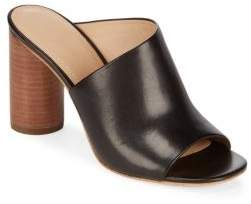 Pour La Victoire Helena Leather Mules