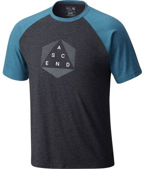 Mountain Hardwear Ascend Blocked T-Shirt