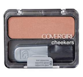Cover Girl Cheekers Blush, Iced Cappuccino.