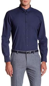 Ben Sherman Arrow Print Regular Fit Shirt