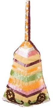 Jamin Puech Sequin Triangle Bag