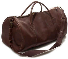 L.L. Bean Signature Leather Duffle