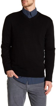 Joe Fresh Basic V-Neck Long Sleeve Sweater