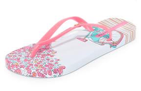 Ipanema Bouquet Flip Flops