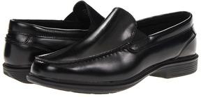 Nunn Bush Beacon St Moc Toe Oxford Men's Slip-on Dress Shoes