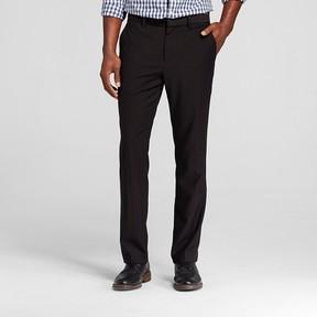 Merona Men's Slim Fit Suit Pants Black