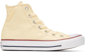 Converse Off-White Classic Chuck Taylor All Star OX High-Top Sneakers