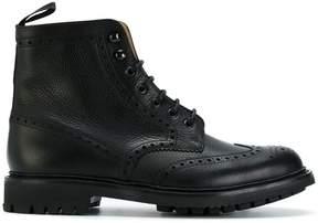 Church's McFarlane combat boots